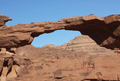 V puščavi Wadi Rum (UNESCO) cveti trajnostni turizem