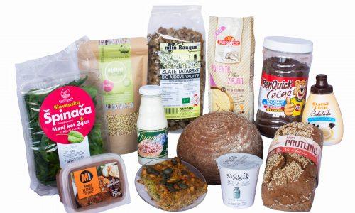 Znana so najbolj inovativna slovenska živila 2020