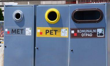 Varaždin spodbuja in nagrajuje recikliranje