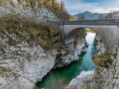 Kobarid med 10 najbolj gostoljubnimi kraji na svetu