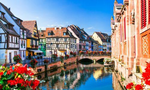 Za najboljšo destinacijo v Evropi razglašen francoski Colmar