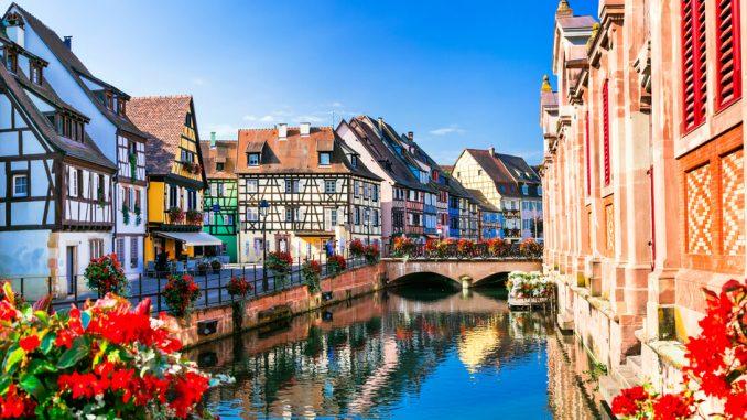 Francoski Colmar je destinacija leta po izboru popotnikov