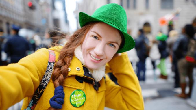 St. Patrick's day - sv. patrik
