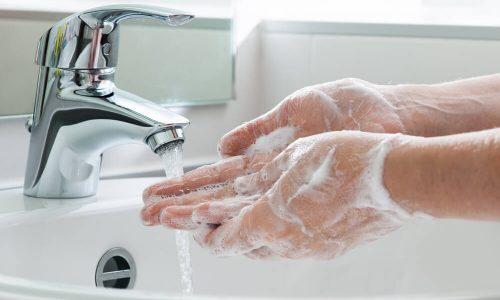 Jutri je mednarodni dan higiene rok: »Ohranimo življenja - očistimo roke«