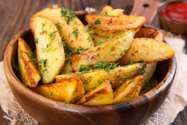 Najbolj hrustljav krompirček - in ni ocvrt